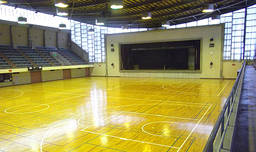Gamagori Municipal Sports Center