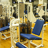 WEIGHT TRAINING GYM