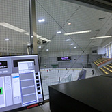 RINK BROADCASTING ROOM