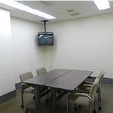 RINK OFFICIALS' ROOM