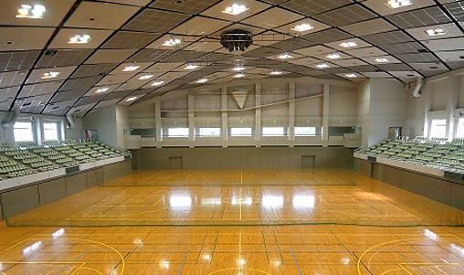 Nishio City Gymnasium