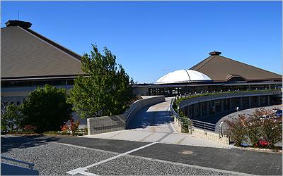 Okazaki Central Park Gymnasium