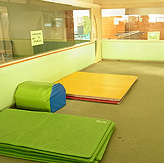 CHILDREN'S PHYSICAL EDUCATION ROOM