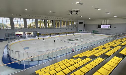 愛・地球博記念公園(アイススケート場)