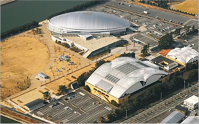 豊橋市総合体育館(エリア:三河地区)
